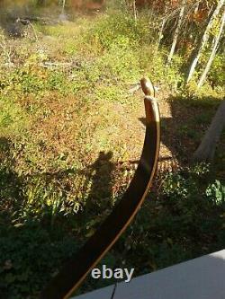 Damon Howatt Archery Coronado Recurve Bow 6040#@28 RH Excellent