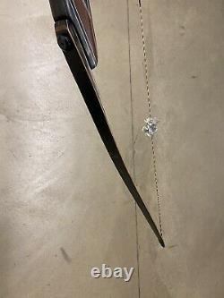Dryad Bows Orion Takedown Longbow RH 15 Riser 54# ACS Maple/Carbon/Glass Limb