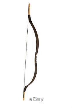Flagella Dei Set Tas Standard Recurve Horsebow, 12 Arrows, Armguard