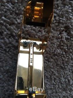 Fred Bear Custom Takedown Kodiak Signature Gold Recurve Bow Archery