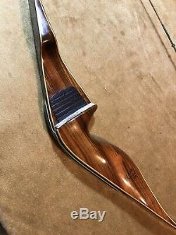 Fred Bear Vintage Recurve Archery 1969 Kodiak Magnum