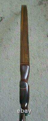Great Plains Custom Right Handed Recurve Bow 48# 28 60 #4556 (NICE)