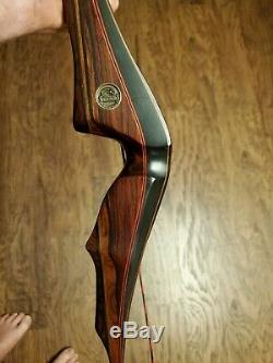 Great plains Custom right handed recurve bow