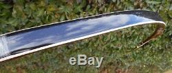 Hornbogen, Crimean tatar style composite bogen, Crimean tatar hornbow
