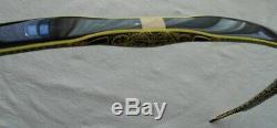 Hornbogen, turkishe composite bogen, turkish, ottoman hornbow 45 lbs at 28zoll