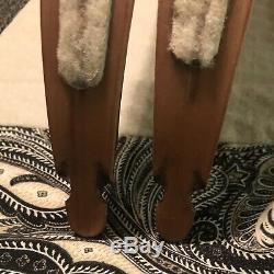 Hoyt Dorado Traditional Recurve Bow Limbs 45 lbs Short Used