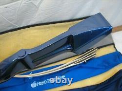 Hoyt Easton Target Reflex Takedown Limb Recurve Bow T/D 36# Competition Archery