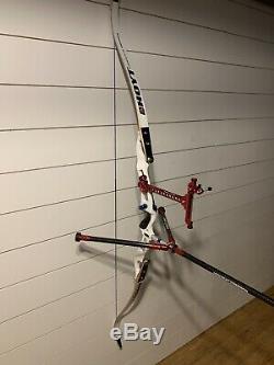 Hoyt Excel Olympic Recurve Full Setup