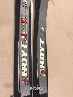 Hoyt Recurve Limbs New G3 Carbon Foam Olympic Style Recurve Limbs 36# Long
