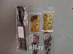 Hoyt Satori 19 Buckskin Riser RH, Medium Maple 45# Limbs, 62