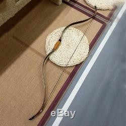 IRQ Archery 49.6 Traditional Handmade Turkish Recurve Bow Right Handed, 30-55lbs
