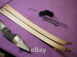 Jeffery Archery Royal Hunter Custom Takedown Recurve Bow Right Handed 48# Mint