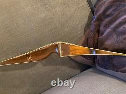 Kodiak bear archery vintage recurve bow