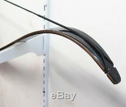 LH Bear Victor Super Grizzly Fascor Vintage 1970s Recurve Bow 58 50lbs