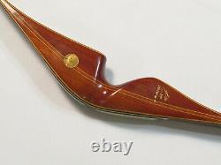 Left Handed 52 Bear Archery Vintage 1966 Kodiak Magnum Recurve Hunting Bow 45lb