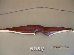 Marksman Archery Sherwood Forest Bowcraft Ranger 63 Wooden Recurve Bow