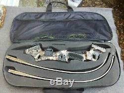 Martin Archery Jaguar Takedown 55lb Recurve Bow