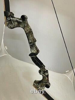 Martin Archery Saber TakeDown Recurve Bow 4o# RH Vista Camo