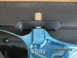Merlin Apex Recurve Bow with Border Carbon Limbs, Carbofast Quadro-Plus
