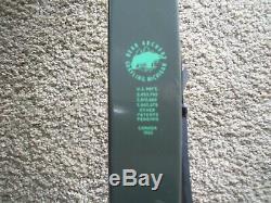 Mint Vintage Bear 45# Left Hand Kodiak Hunter Recurve Bow