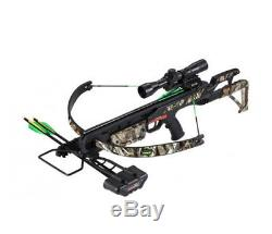 NEW SA Sports Empire Terminator Recurve Crossbow Package 260 FPS SA612