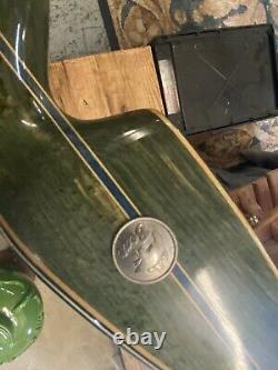 Near Mint Vintage Fred Bear Kodiak Hunter Recurve Bow 60 50# Right Great