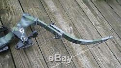 Oneida Strike Eagle Compound Recurve Bow 60-80 Long Draw RH