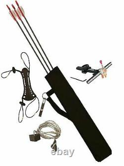 PSE Pro Max Takedown Recurve Bow Package Right Hand 62 25lbs