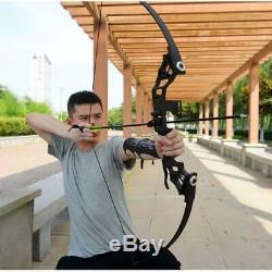 Professional Recurve Bow 30-45 lbs Powerful Hunting Archery Bow Arrow Outdoor Hu