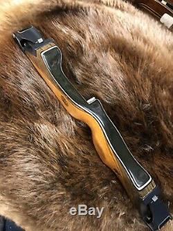Rare Vintage Bear Archery A Recurve Takedown Riser. Please Read Discription