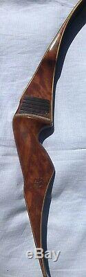 Recurve Bow Bear Kodiak Magnum 55# @ 28 AMO 52 Flat Coin20BH53-VERY RARE