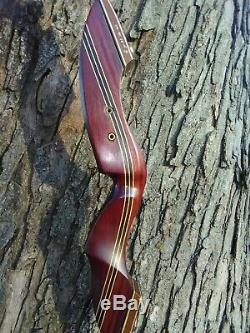 Recurve Bow Samick Red Stag TD. 60 AMO, 40#@28