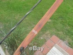 Robertson Stykbow Primalstyk 64 50# Longbow Rh