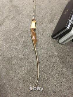 Root Shakespeare Trident Archery Recurve Bow