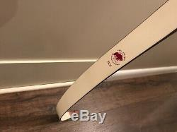 SIGNED By FRED BEAR VICTOR PATRIOT WITH FASCOR RECURVE BOW RH 23# 61 1/4 LONG