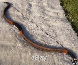 Scythian Recurve Bow 20-40# /skythe Reiterbogen 20-40#