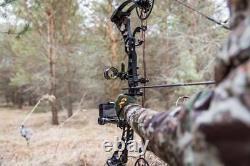 Smartphone Bow Mount Phone Holder Bracket for Compound Recurve Bow Adjustable US