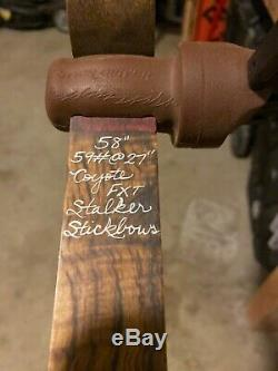 Stalker Stickbow Coyote FXT