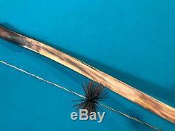 Toelke PIKA Takedown 56 44# Draw Longbow