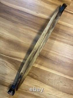 Toelke Pika 54 Inch Takedown traditional archery longbow