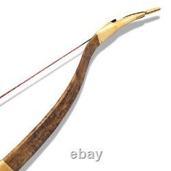 Traditional Turkish Recurve Bow Handmade Archery Hunting Horsebow 20-40lbs