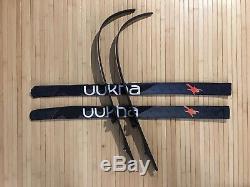 Uukha VX1000 Xcurve ILF Olympic Recurve limbs barebow hunting 100% carbon fiber