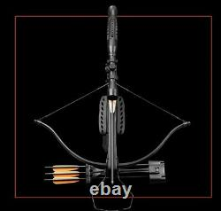 VIKING FX1-45 (BLACKOUT EDITION) Recurve Crossbow Package KO-45 Shooting Grip