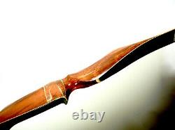 VINTAGE BEN PEARSON COLT HUNTING TARGET RECURVE BOW 707-62 50# Free Arrows