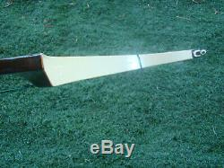 VINTAGE HERTERS PERFECTION SITKA RECURVE BOW 35# 28 inch Draw RH NICE