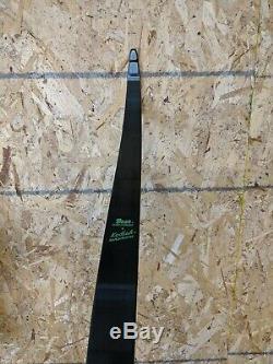 Vintage 1964 Bear Archery KODIAK MAGNUM 45# 52 Recurve Bow Sharp RH NEAR MINT