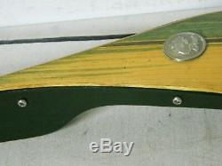 Vintage 1970's Fred Bear Kodiak Magnum Recurve Bow RH 50X# 52 KU62148