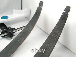 Vintage Bear Archery Bearcat Take Down Recurve Bow