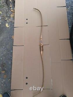 Vintage Bear Archery Kodiak Special Recurve Bow RH 60 42lb-26 damaged