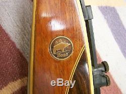 Vintage Bear Archery Kodiak Special Recurve Bow Xf382 66 45#